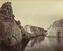 The Marble Rocks [Bheraghat], Jabalpur 59
